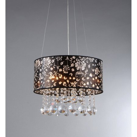 Warehouse Of Tiffany Claire Rl4407 Crystal Pendant Light