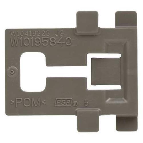 WHIRLPOOL W10195840 Dishrack Positioner G1631631