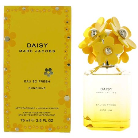 Daisy Eau So Fresh Sunshine by Marc Jacobs, 2.5 oz EDT Spray for