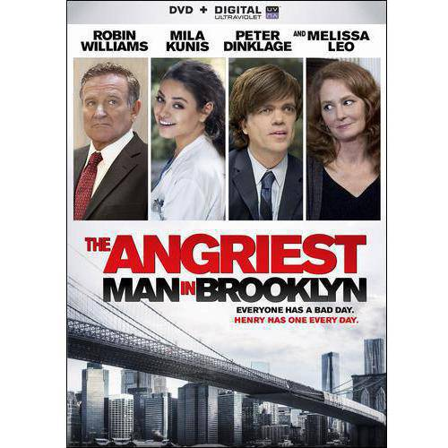 The Angriest Man In Brooklyn (DVD + Digital Copy) (With INSTAWATCH) (Widescreen)