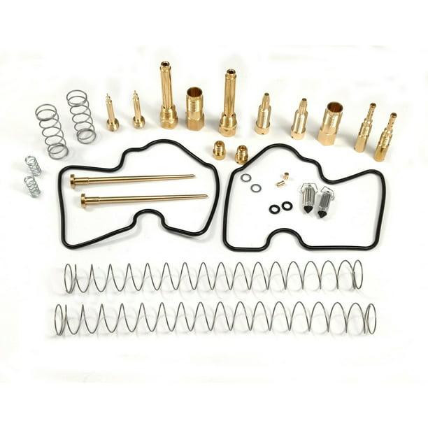 2002-2003 KVF650 Carburetor Repair Kit Accessory Fit For Kawasaki Prairie 650