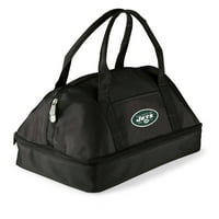 New York Jets Potluck Casserole Tote - Black - No Size