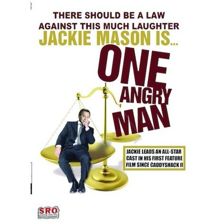 Jackie Mason: One Angry Man (DVD) (Angry Birds Friends Halloween 1-5)