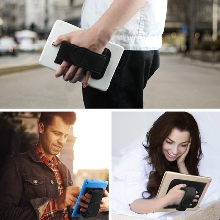 """Fintie Universal Tablet Stand Adjustable Hand Strap Holder for 7""""-11"""" iPad / Samsung / RCA / Cambio / Onn Tablets - image 3 de 6"""
