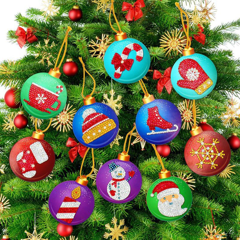 Details about  /Christmas Artificial Flower Tree Decorations Festive Baubles 1st Class Delivery