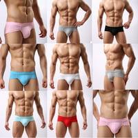 New Lace Mens Underwear Bulge Pouch Trunks Boxer Briefs Soft Shorts Underpants