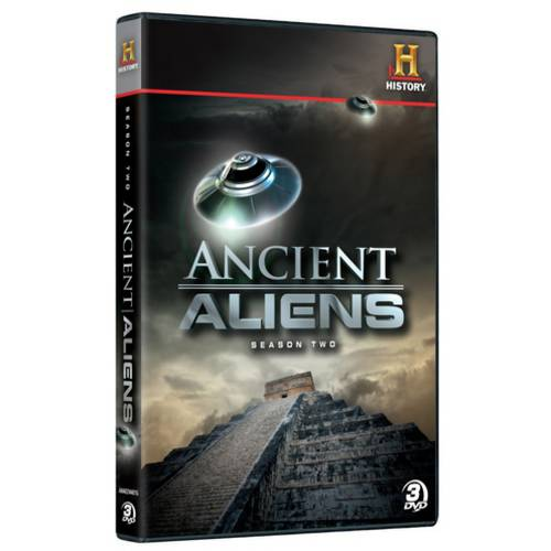 Ancient Aliens: Season Two by ARTS AND ENTERTAINMENT NETWORK