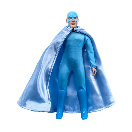 Blue Superhero 8 Inch Action Figure](Blue Superhero)