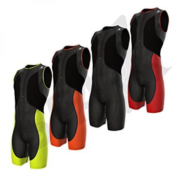 Sparx Compression Triathlon Suit Bike Tri Skin Cycling Su...