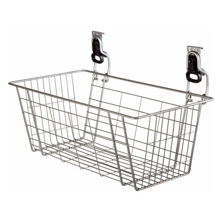 Rubbermaid Home Prod Dorfile 1784453 24u0022 Fasttrack Wire Basket