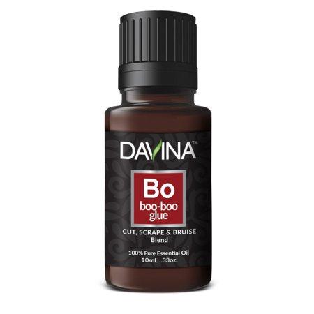 Boo-Boo Glue (Cuts, Scrapes, and Bruises) Essential Oil Blend