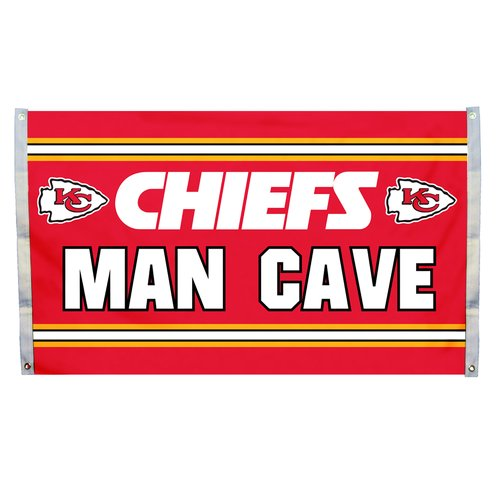 Team Pro-Mark NFL Man Cave Polyester 3 X 5 ft. Flag