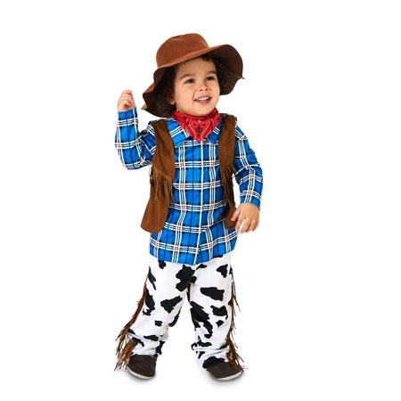 Rodeo Cowboy Toddler Costume (Rodeo Cowboy Costume)