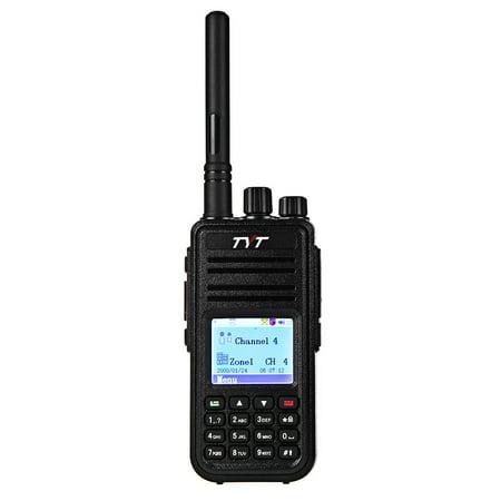 Tyt Tytera Md   380 Dmr Portable Walkie Talkie Digital Radio Uhf 400   480Mhz With Colorful Lcd Display