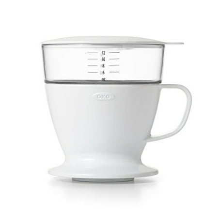 OXO Good Grips Single Serve Pour Over Coffee Dripper with Auto-Drip Water (Pourover Single)