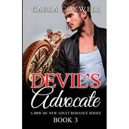 Devil's Advocate : A Bbw MC New Adult Romance Series - Book 3 (Mc Bbw Series Collection)