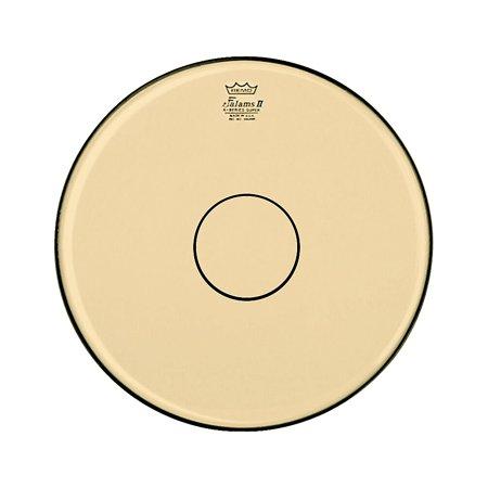 Clear Dot Batter Drum Head (Remo Falam K-Series Clear Dot Batter Drum Head Natural 14 in. )