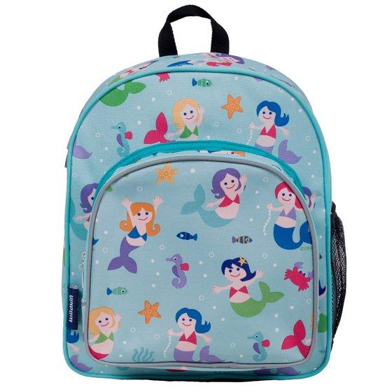 e4a7226157d3 Wildkin - Mermaids 12 Inch Backpack - Walmart.com