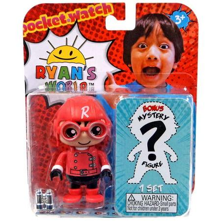 Ryan's World Red Ryan & Mystery Figure Mystery 2-Pack