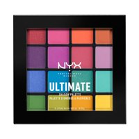 NYX Professional Makeup Ultimate Shadow Palette, Brights, 0.46 Oz