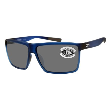 7fec67f5b5 Costa Del Mar - Costa Del Mar Rincon Matte Atlantic Blue Frame Gray 580G  Glass Polarized Lens