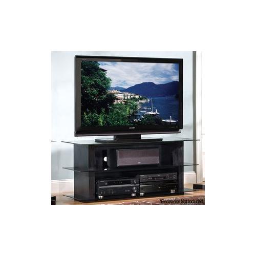 "Bello 52"" Wide Audio Video System Black  - AVSC2055B"