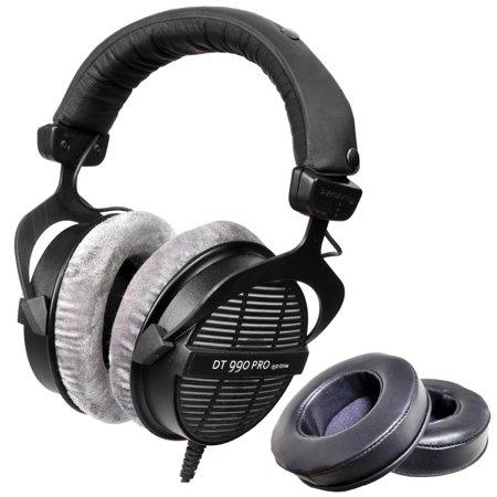 beyerdynamic dt 990 pro 250 headphones with dekoni audio elite sheepskin ear pad set. Black Bedroom Furniture Sets. Home Design Ideas