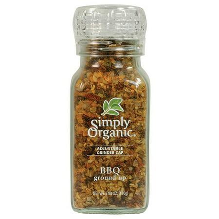 Simply Organic BBQ Ground Up 3.88 oz