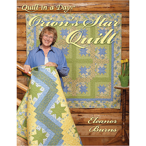 Orion's Star Quilt - Quilt In A Day
