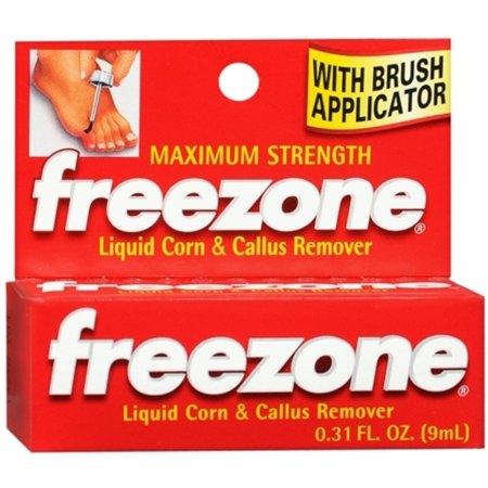 Freezone Corn and Callus Remover Liquid 0.31 oz (Pack of 3) ()