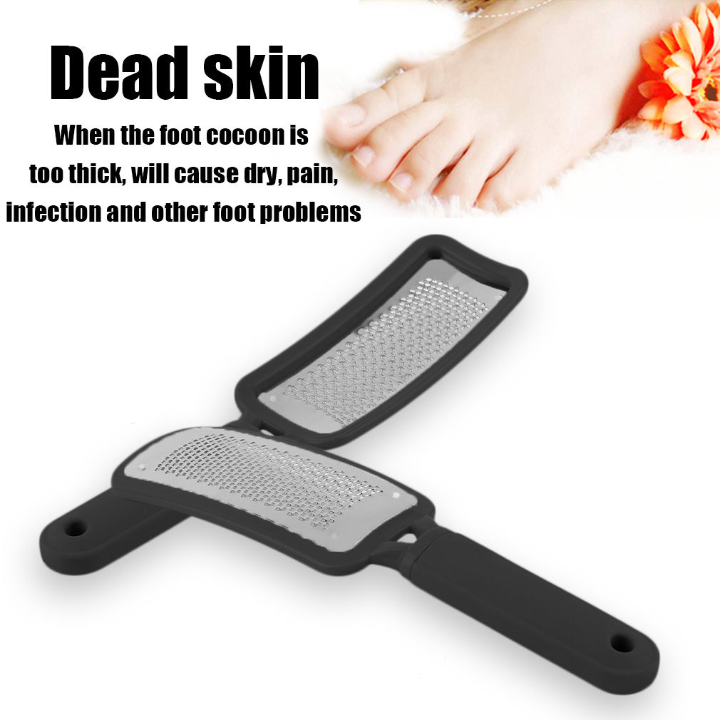 Pedicure Foot Rasp File Foot Dead Skin Remover Pedicure Feet File Care Tool