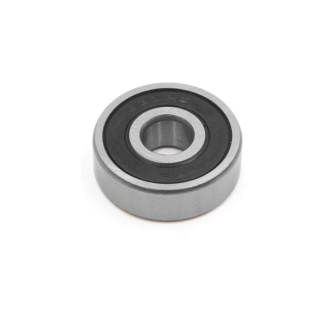 2pcs 6301-2RS Scooter Motorcycle Sealed Deep Groove Ball Bearing 37 x 12 x 12mm - image 1 of 2