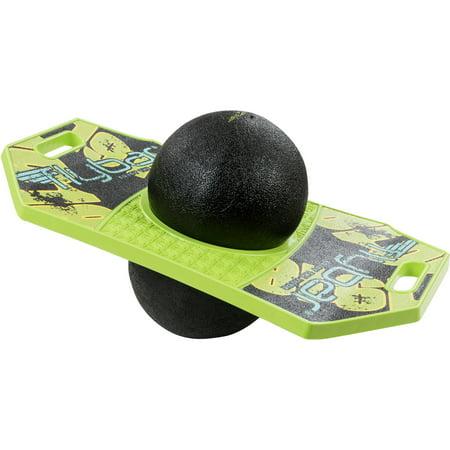 Pogo Trick Board  Green Mean
