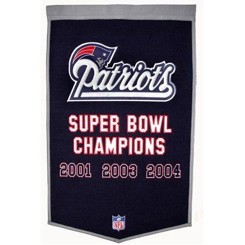 New England Patriots Banner