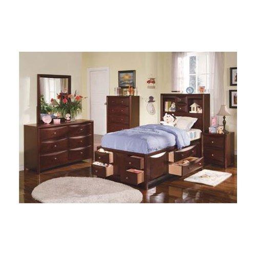 Wildon Home  Storage Platform Bed