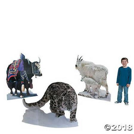 The Highest Power Animal Cardboard Stand-Ups](Cardboard Animals)