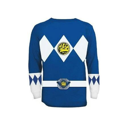 Power Rangers Long Sleeve Shirt - Power Ranger Suits