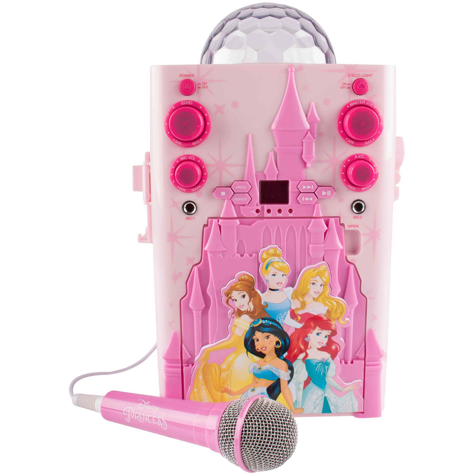 Disney Princess Princess Royal Ball Karaoke