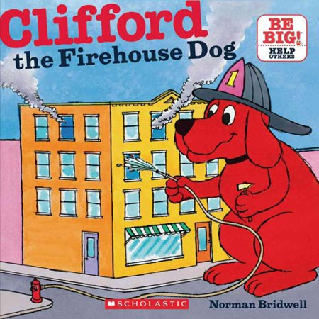 Clifford, the Firehouse Dog by