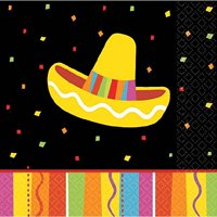 Fiesta Party Napkins 16 ct.