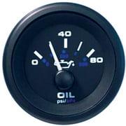 SeaStar Solutions Premier Pro Series Oil Pressure Gauge