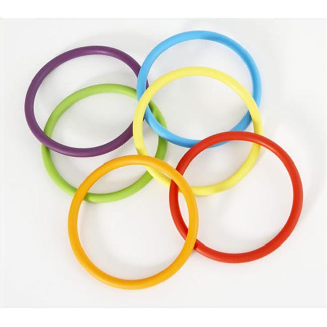 American Educational G-2190 Activity Rings - Set of 6