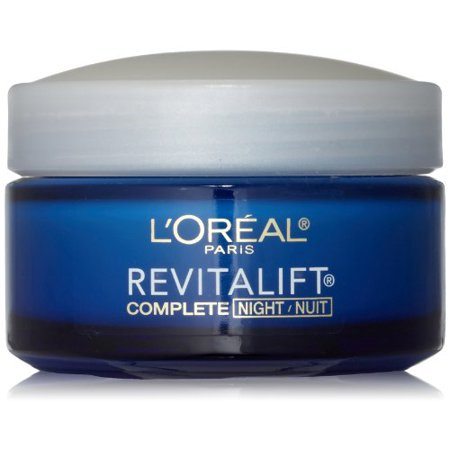 L'Oreal Paris Advanced RevitaLift Night Cream, 1.7 (1.7 Ounce Cream)