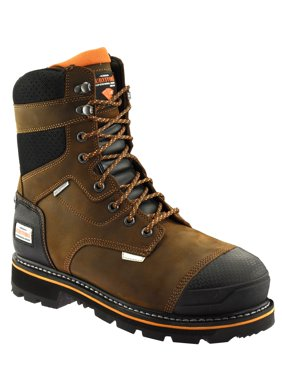 b2eb0c70dcd4f Product Image Herman Survivor Professional Series Men's 8 inch Dozier Work  Boot, ASTM Rated Safe, Slip