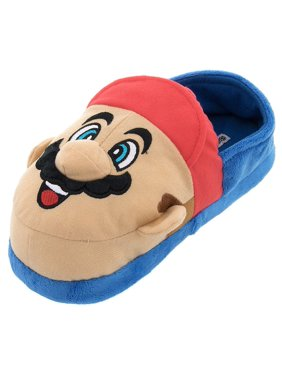 7df3ce29cd2a Product Image Super Mario and Luigi Kids Slippers