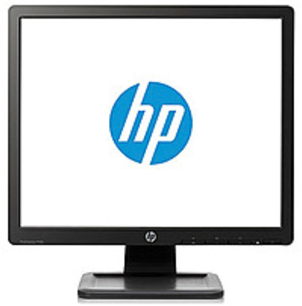 HP D2W67A8 P19A 19-inch LED Monitor - 1280 x 1024 - 1000000:1 - (Refurbished)