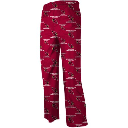 NFL Team Apparel Youth Arizona Cardinals Red Print Jersey Pants ... feee8633cb4b