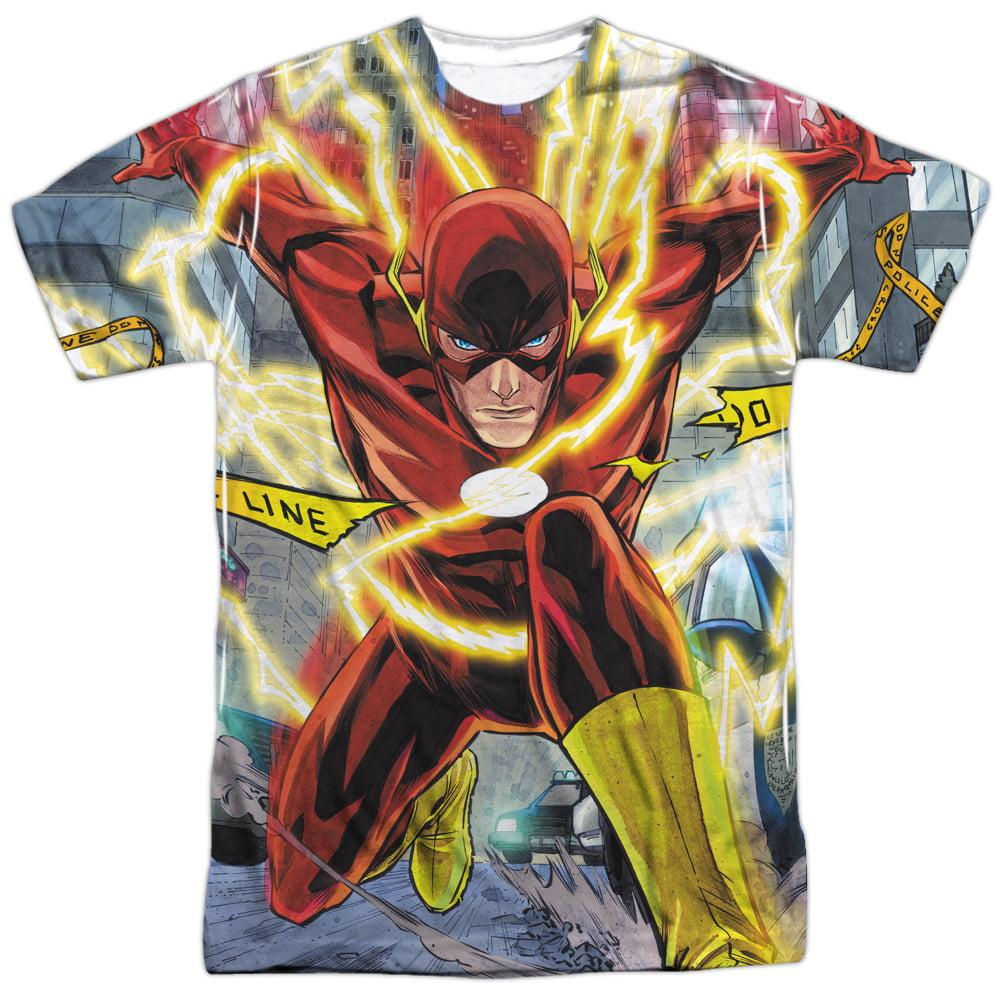 Jla Onward Premium Adult Slim Fit T-Shirt