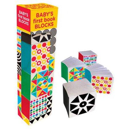 Baby's First Book Blocks (Board Books Blocks)