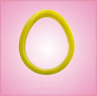 Yellow Egg Cookie Cutter